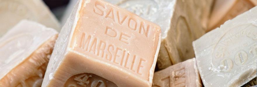 La composition du vrai savon de Marseille